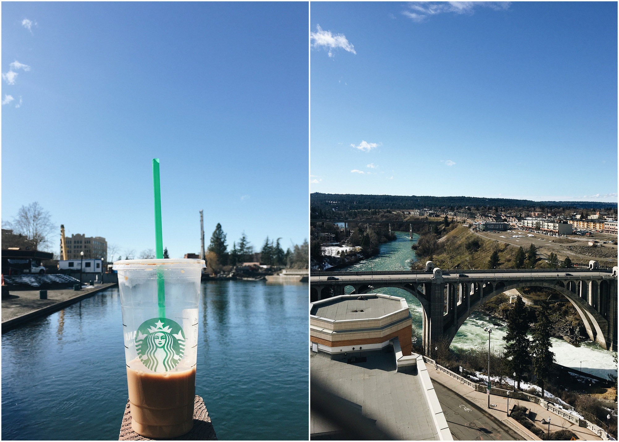 spokane washington and starbucks