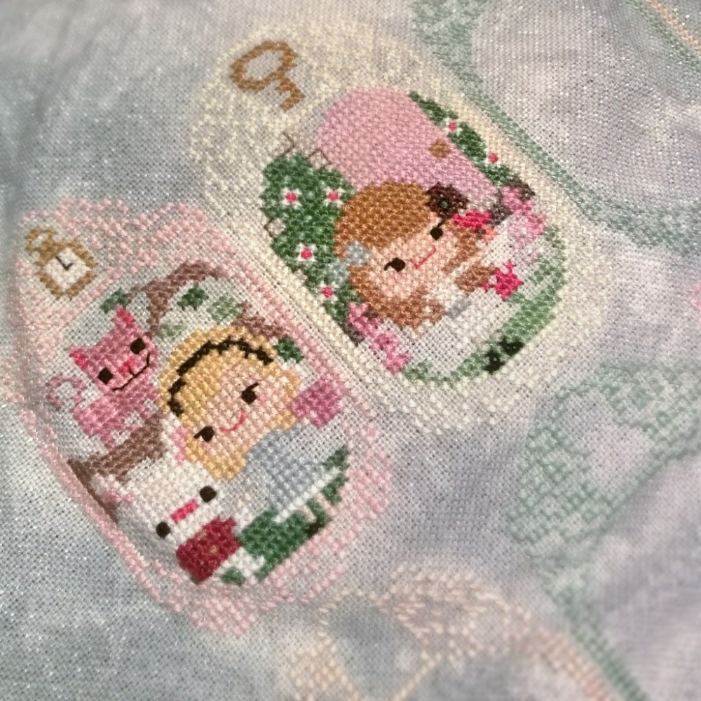 2015 Cross Stitch Projects (3/6)