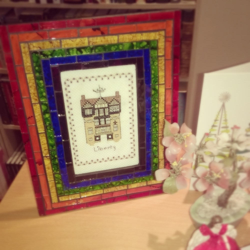 2015 Cross Stitch Projects (2/6)