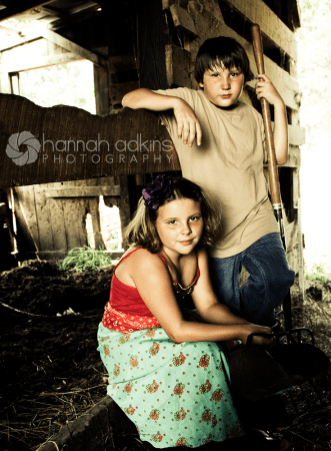 Chloe & Jonah - Portrait Session