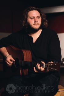 Greg -Musician Portrait Session