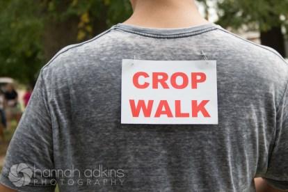 Crop Walk 2013