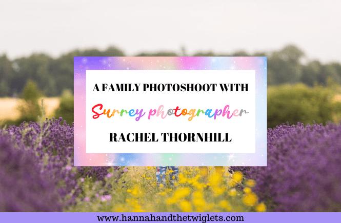 Family photoshoot Surrey photographer Rachel Thornhill