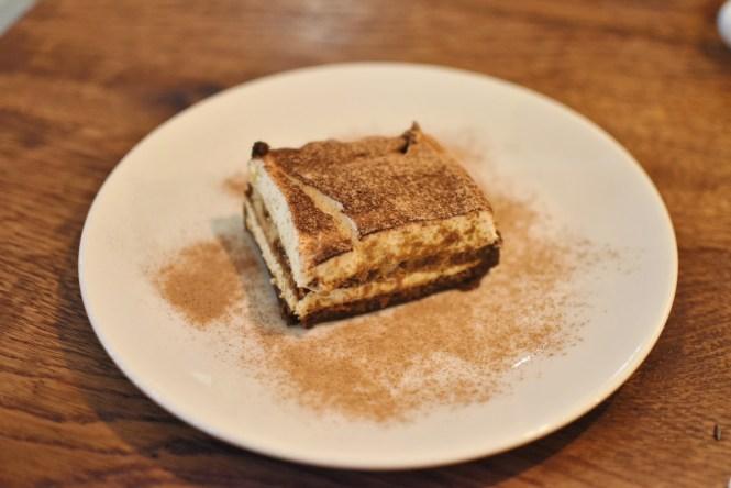 Dessert at Wildwood