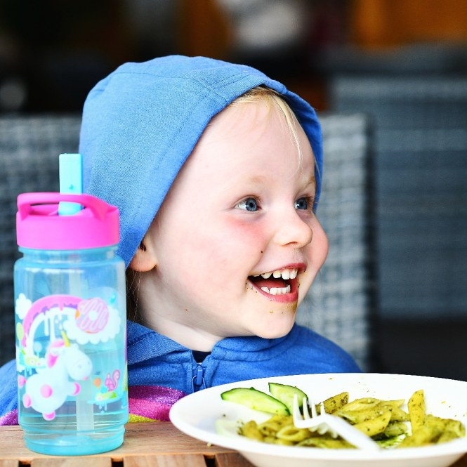 tips to encourage healthy eating in children