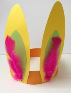 card bunny ears