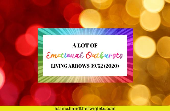 emotional outbursts