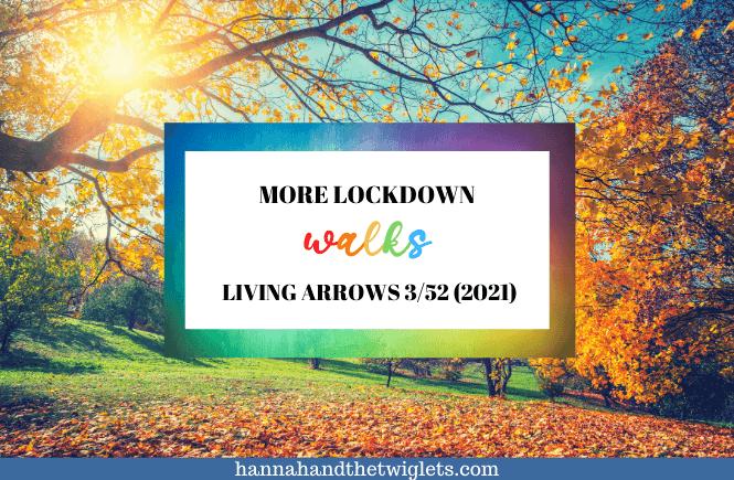 more lockdown walks
