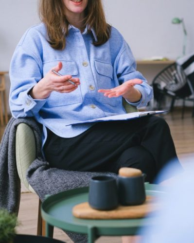 counseling and play therapy