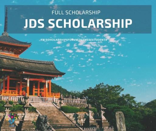 Hannahed.co - học bổng JDS - hình 1