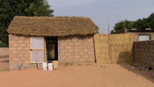 my hut!