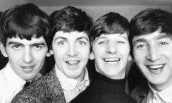 Beatles by Norman Parkinson