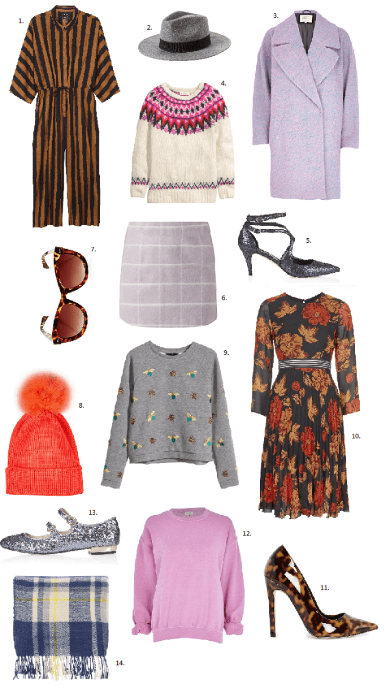 october fashion wishlist