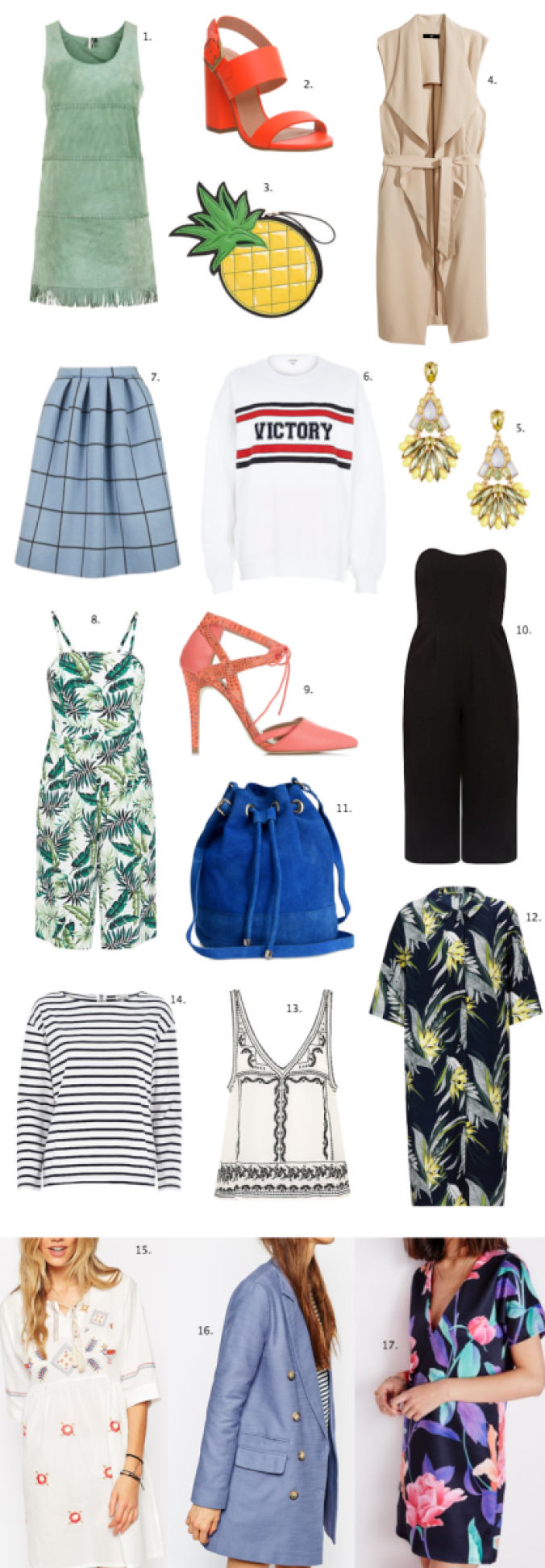 april fash wish list