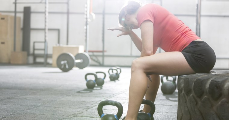 14 Reasons why being a woman at the gym is the WORST