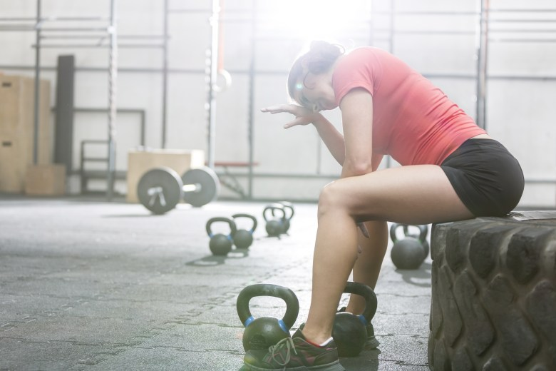 Why being a woman at the gym is annoying af