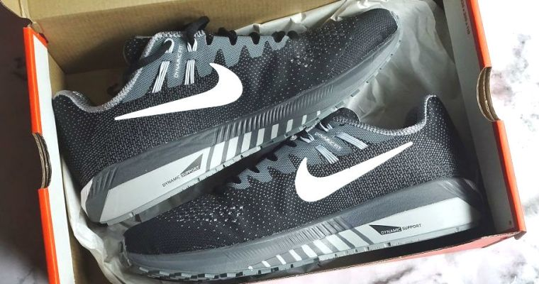One trainer fits all: Nike Zoom Air Structure 2.0 Review