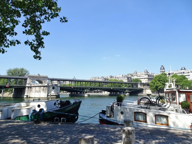 paris river seine