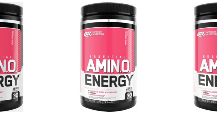 Amino acids, BCAAs & supplement review