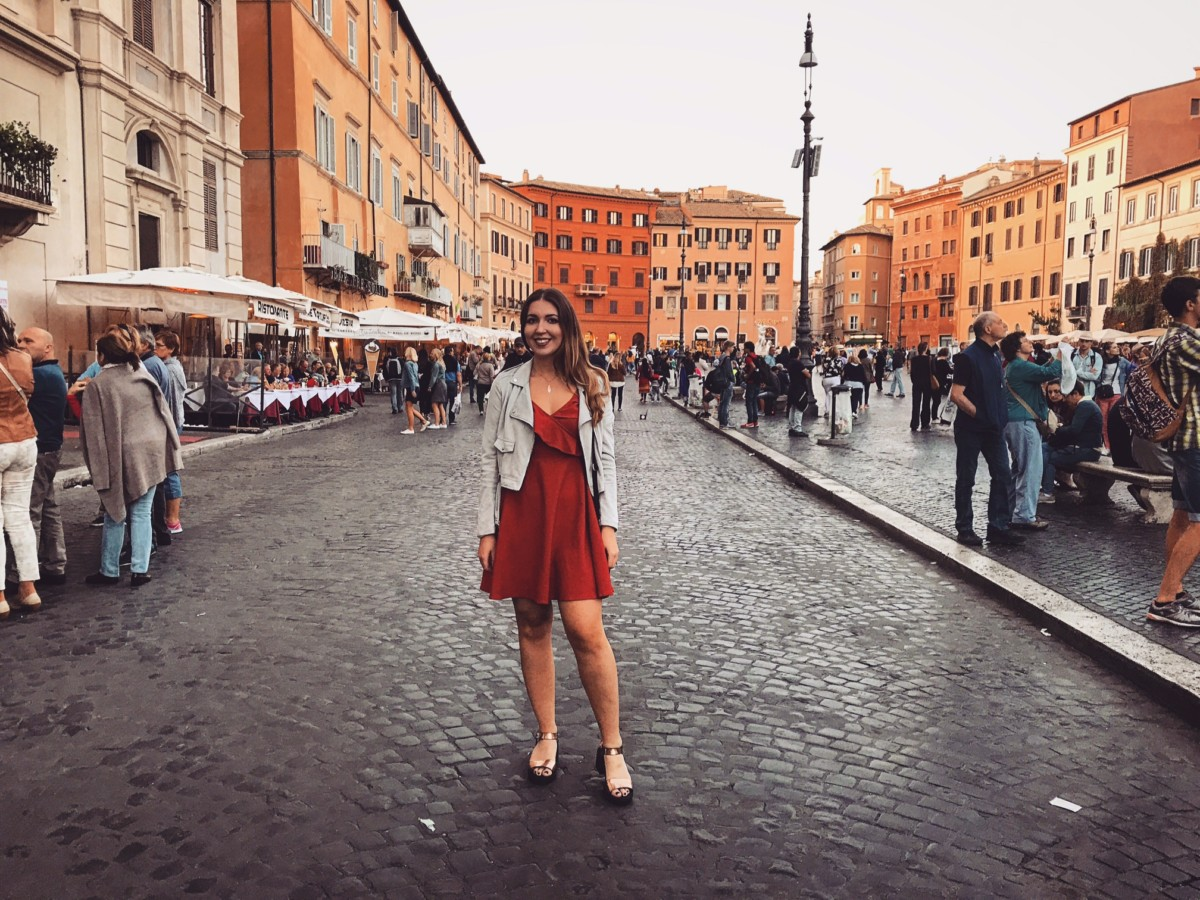 Italy travel blog: Rome, Florence and Pisa