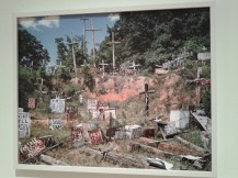 """Sex Pit, Alabama"" by Burk Uzzle - photo showing crosses and warning signs."