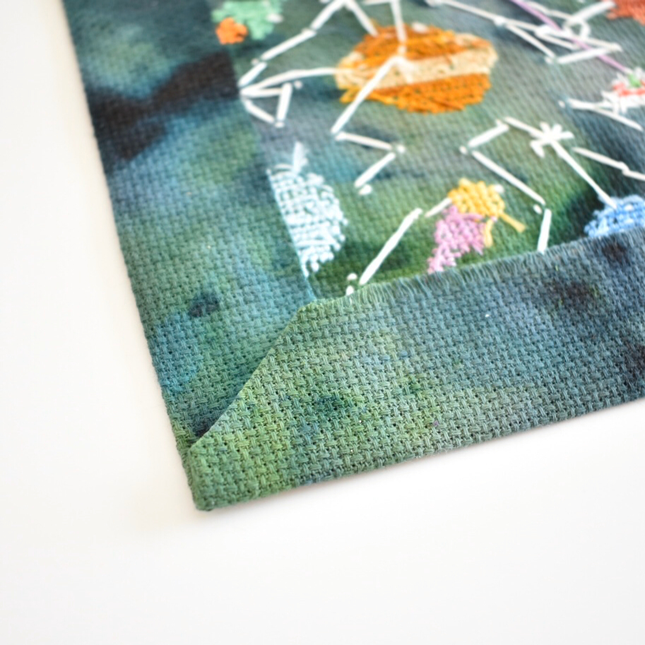 how-to-make-a-cross-stitch-space-rocket-wall-hanging