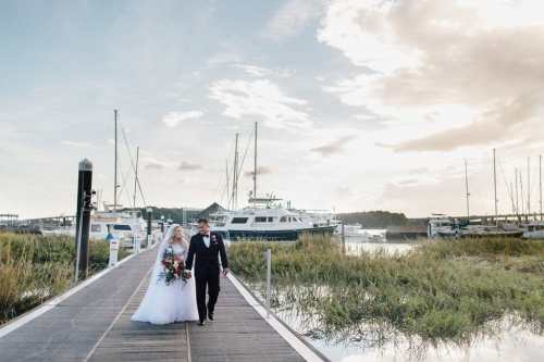 HannahLane Photography - Married During Holidays - Annapolis Wedding Photographer