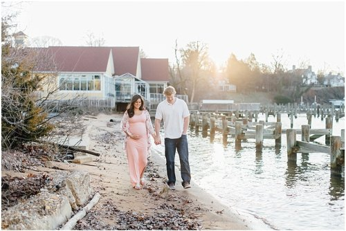 HannahLane Photography - Annapolis Maternity Photographer - Annapolis Maternity Photography