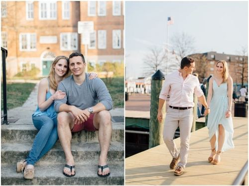 HannahLane Photography - Annapolis Engagement Photographer
