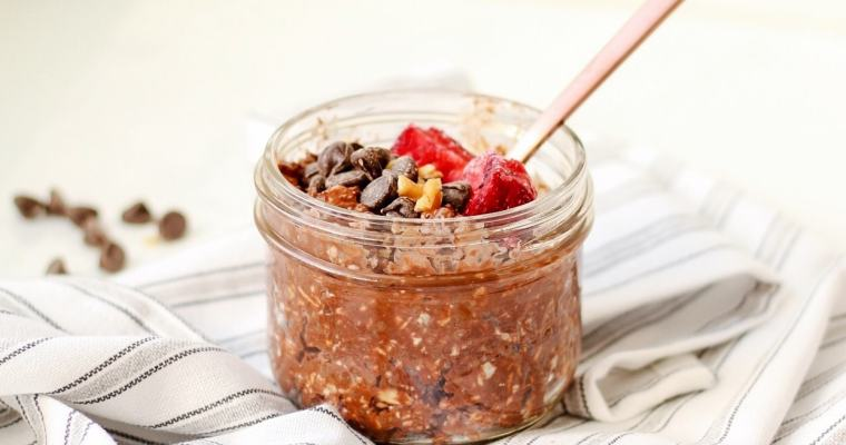3 Overnight Oats Recipes to Spice Up Your Breakfast