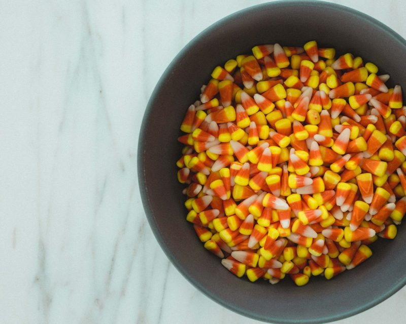 A dietitian opinion on Halloween candy and how to navigate it's consumption with your kids. We can use Halloween as an opportunity to explore mindful, intuitive eating with our children and promote positive relationships with food.