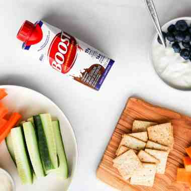 Healthy snacks to help you balance your blood sugars throughout the day
