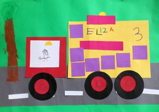 Eliza truck 2