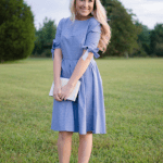 Shabby Apple Bow Dress