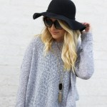 The Perfect Lace Sweater for Fall