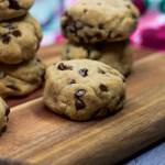 Healthyish Chocolate Chip Cookies
