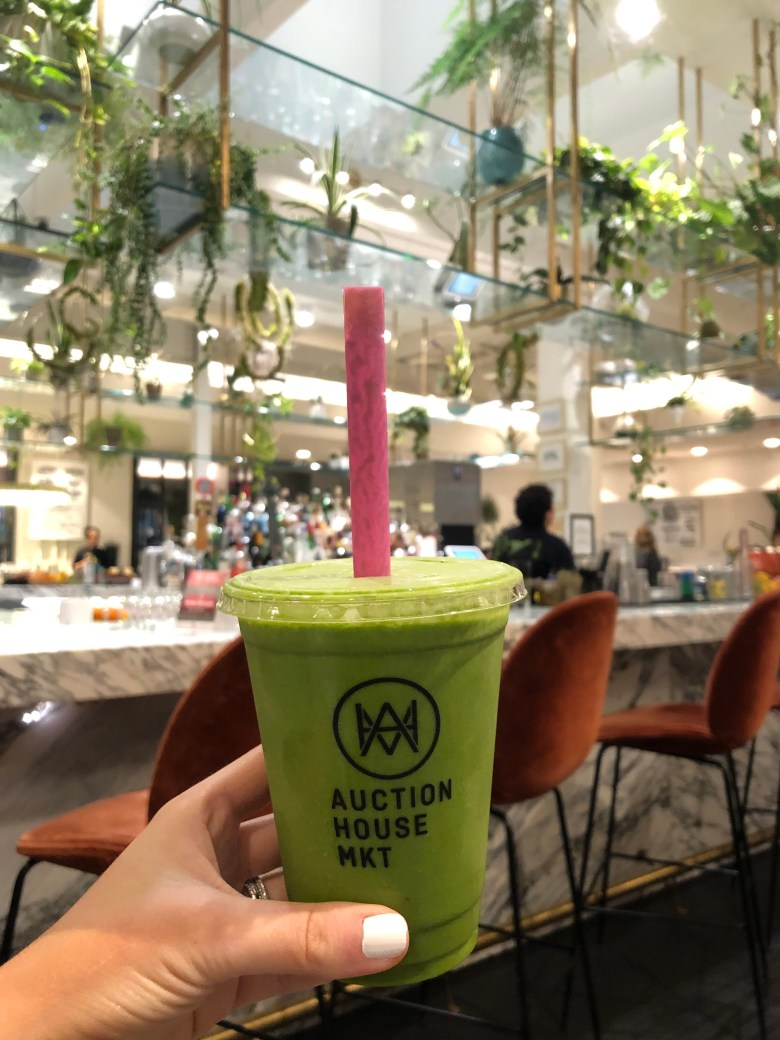 smoothie from auction house market