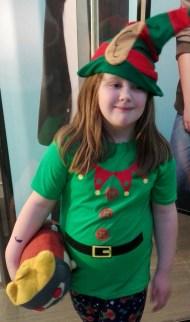 Christmas 2016 - Elf Run for St Oswalds Hospice