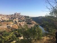 Toledo's river