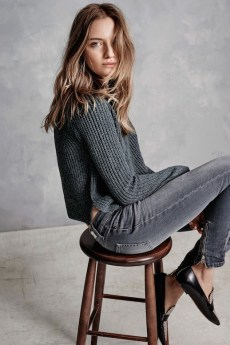 Le-Fashion-Blog-Hunky-Dory-FW-AW-2105-Lookbook-Cropped-Knit-Sweater-Grey-Wash-Skinny-Jeans-Embellished-Flats