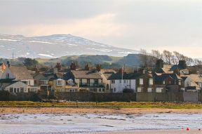 Ravenglass in winter