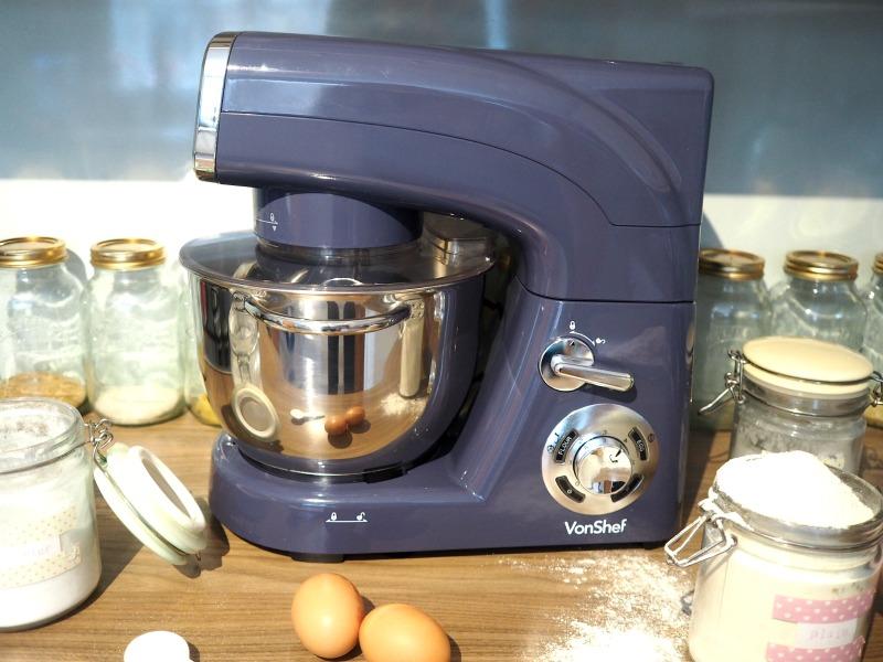 bake off domu vonshef mixer