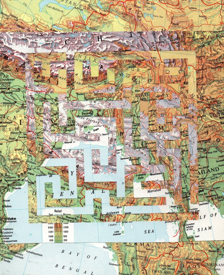 Map Maze 5