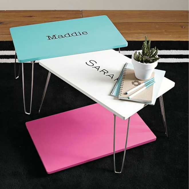 Flip-Out Lap Desk