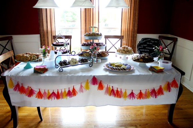All the little details are what makes a graduation party so cute. See more of my party here!
