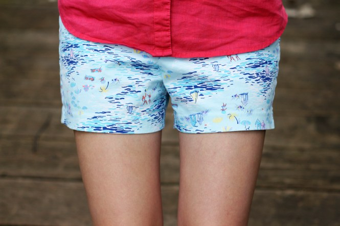 These shorts are ON SALE right now from Old Navy for under $15!