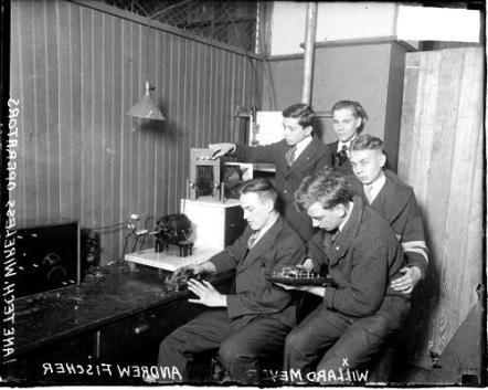 unidentified wireless operators Lane Tech