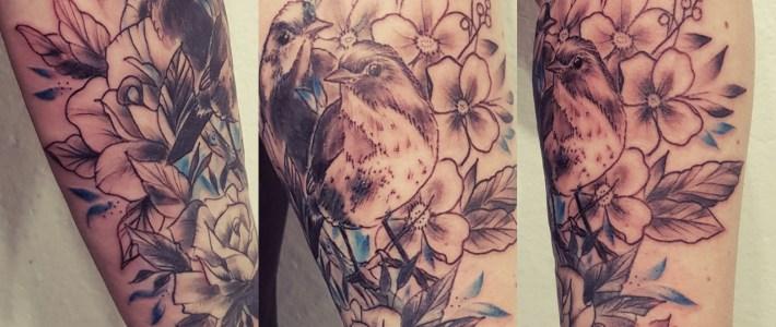 Miten peitetatuointini onnistui. Matkustin Turkuun hyvän tatuoijan perässä.