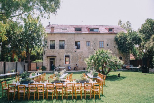 Luxury wedding estate in Chania, Metohi Kindelis, photographed in detail on a wedding day in Crete. Intricate architecture and details of great historic and artistic value.