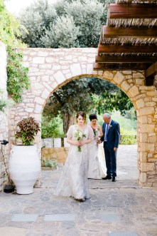 Soaringly Georgeous Wedding in Cretan Province_0041